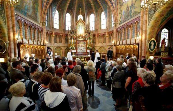 Sanktuarium Matki Bożej Gietrzwałdzkiej – 1 dzień