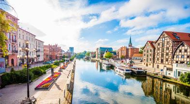 Bydgoszcz – 1 dzień