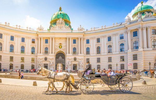 WIEDEŃ-KARTYNIA-Zamek Hochostervitz-Klagenfurt-Baden-6 dni