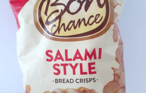 Chipsy Chlebowe litewskie o smaku salami