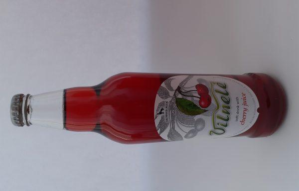 Napój Gazowany o smaku wiśniowy – 0,5 litewski
