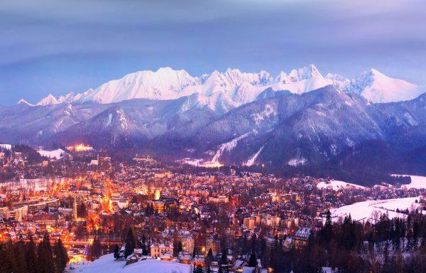 4 dni-Zakopane –Słowacja-Pieniny