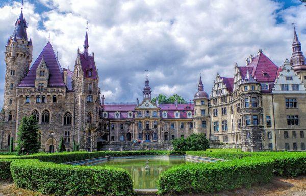 Zamek w Mosznej – Opole – 2 dni