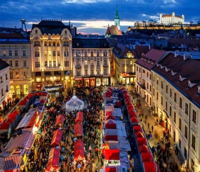 Wiedeń-Bratysława-Żywiec – 5 dni