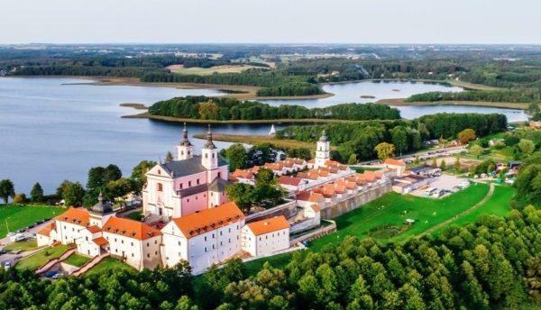 Wilno- Wigry-Zamek w Tykocinie- Studzieniczna- Korycin – 3 dni
